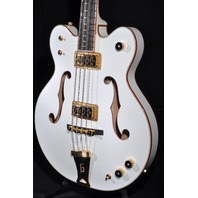 Gretsch G6136LSB White Falcon Bass Mint 2019 Hardshell Included