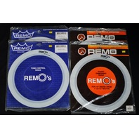 REMO TONE CONTROL RINGS (4 PACK)