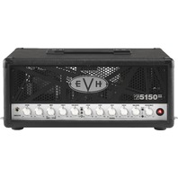 Evh 5150 III 50 Watt Guitar Amplifier Head Black New Open Box