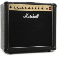Marshall DSL 15C 15 Watt All Valve Combo 1X12 Dual Super Lead Amplifier Footswitch Included