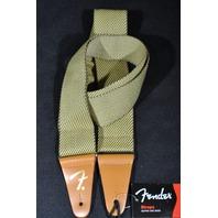 "Fender  Vintage Tweed  2''  31""-55"" Length Guitar Strap (0990687000)"