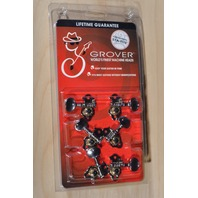 Grover Original Sta-Tite Key V98N Chrome Complete Set (0062914000)