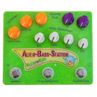 ANALOG ALIEN - ALIEN BASS STATION PEDAL ABS-15-339
