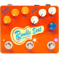 ANALOG ALIEN RUMBLE SEAT PEDAL RS-15-427