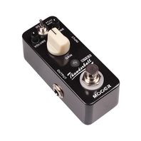 MOOER THUNDERBALL BASS FUZZ DISTORTION PEDAL MOD3-U
