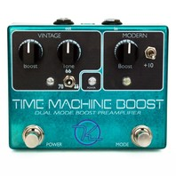 KEELEY TIME MACHINE BOOST PEDAL BRAND NEW