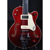 GRETSCH G6115 LTD 15 RED BETTY JUNIOR GUITAR HARDSHELL INCLUDED