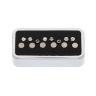 TV Jones T-Armond T-Series Chrome Neck NE Mount Guitar Pickup