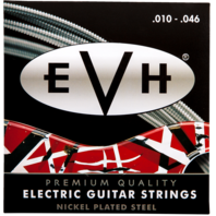 EVH PREMIUM GUITAR STRINGS .010-.046 (2 PACK)