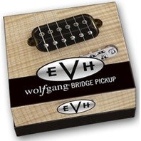 EVH WOLFGANG BRIDGE PICKUP BLACK (OPEN BOX)