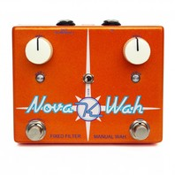 KEELEY NOVA WAH DUAL FIXED FILTER PEDAL BRAND NEW