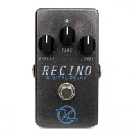 KEELEY RECINO DIGITAL DELAY PEDAL BRAND NEW