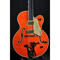 GRETSCH G6120T-FM PLAYERS EDITION NASHVILLE FLAMED TOP GUITAR