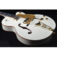 Gretsch  G6136-55VS White Falcon Vintage Select W/Cadillac Tailpiece Mint 2017