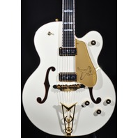 GRETSCH  G6136-55GE WHITE FALCON GOLDEN ERA W/CADILLAC TAILPIECE