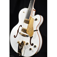 Gretsch G6136T-WHT White Falcon Guitar Players Edition Mint W/Hardshell 2018