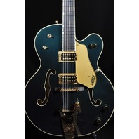 Gretsch G6196T-59VS  Country Club Vintage Select  Cadillac Green Electric Guitar