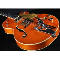 Gretsch G6120T-59VS Chet Atkins Hollow Body Vintage Select Guitar 2018