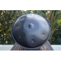 TZEVAOT HANDPAN INTEGRAL MODEL (D3),A3,Bb3,C4,D4,F4,F4,A4