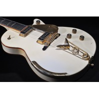 GRETSCH PENGUIN USA CUSTOM SHOP '55 HEAVY RELIC AGED WHITE