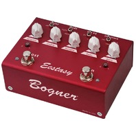 Bogner Ecstacy Red Overdrive/Boost Guitar Effects Pedal