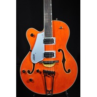 Gretsch G5420LH  Mint Lefty Orange Electric Hollow Body Guitar