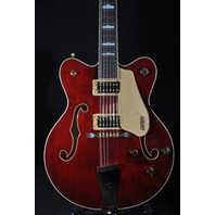 GRETSCH G5422T-12  WALNUT W/GOLD HARDWARE 12 STRING  NEW EDITION ELECTROMATIC DO