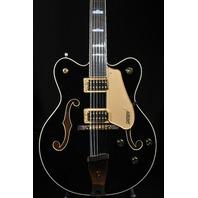 Gretsch G5422G-12  Black W/Gold Hardware Mint 12 String Electric Hollow Body Guitar 2019