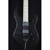 JACKSON PRO DINKY DK2 RMG METALLIC BLACK GUITAR MXJ1505367