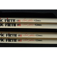 VIC FIRTH 2-PAIRS SCOTT JOHNSON SSJ SIGNATURE SERIES DRUM STICKS
