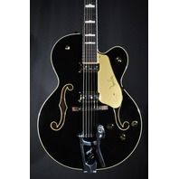GRETSCH  G6120DE DUANE EDDY BLACK LACQUER LIMITED EDITION  (10 BUILT WORLDWIDE)