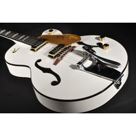 GRETSCH  G6120DE DUANE EDDY WHITE PEARL LIMITED EDITION  GUITAR JT16072453