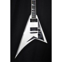 JACKSON USA RANDY RHOADS RR1T SNOW WHITE GUITAR W/HARDSHELL MINT