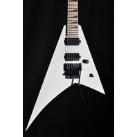 JACKSON USA CUSTOM SHOP RR24 RHOADS SNOW WHITE  GUITAR MINT