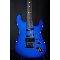 Charvel Jake E Lee Signature USA Guitar Blue Burst Hardshell Included Mint 2017