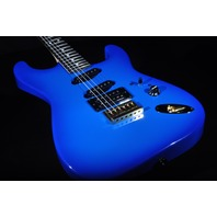 Charvel Jake E Lee Signature USA Guitar Blue Burst Hardshell Included