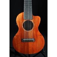 Gretsch G9126-ACE Acoustic Cutaway Electric Guitar Uke W/Gig Bag Mint