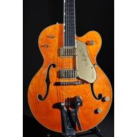 GRETSCH USA CUSTOM SHOP G6120TCS-1958 CHET RELIC VINTAGE ORANGE GUITAR