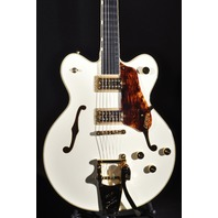 GRETSCH G6609TG VINTAGE WHITE PLAYERS EDITION BROADKASTER GUITAR