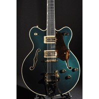 GRETSCH G6609TG CADILLAC GREEN PLAYERS EDITION BROADKASTER GUITAR