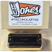Tv Jones Thunder'Blade Gold Bridge Bass Pickup (TBB-UVGLD)