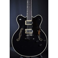 GRETSCH G6609 BLACK PLAYERS EDITION BROADKASTER GUITAR