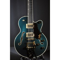 GRETSCH G6659TG CADILLAC GREEN JR PLAYERS EDITION BROADKASTER GUITAR