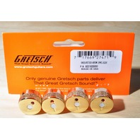 GRETSCH  KNOB CONTROL ARROW JEWEL GOLD  4-PACK