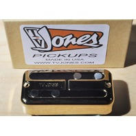 TV JONES THUNDER'MAG GOLD NECK BASS PICKUP