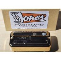 Tv JonesThunder'Mag Gold Neck Bass Pickup TMN-UVGLD