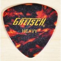 GRETSCH 346 CELLULOID TORTOISE SHELL HEAVY GUITAR PICKS 72 PICKS (1/2 GROSS)