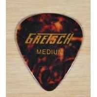 GRETSCH 351 CELLULOID TORTOISE SHELL MEDIUM GUITAR PICKS 144 PICKS (1-GROSS)