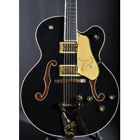 Gretsch G6136T-BLK Players Edition Black Falcon Mint Hardshell Included