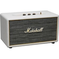 MARSHALL AUDIO ACTION A-ACCS-10127 CREAM BLUE TOOTH SPEAKER SYSTEM FREE SHIPPING